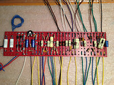 Hand Wired SuperLead 100W 69-73 1959 JMP Turret Board,Sozo,Mallory,Alan Bradley