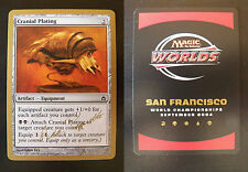 Cranial Plating - World Champ Deck - San Francisco 2004 (Gold Border)
