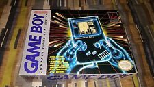 Original Nintendo Game Boy Handheld System DMG-01 w Tetris Complete in Box GB
