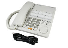 Panasonic KX-T7420 White Phone KX-T 7420 with Warranty Incl VAT & DELIVERY