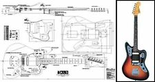 Fender Jaguar® Electric Guitar Plan