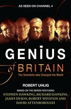Genius of Britain By Robert Uhlig, Richard Dawkins, James Dyson, Stephen Hawkin