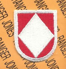 US Army 618th Engineer Bn Airborne Combat beret flash patch c/e
