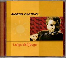 "JAMES GALWAY ""TANGO DEL FUEGO"" CD 1999 rca victor"