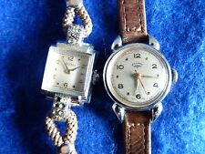 2 x vintage Rotary ladies watches / cocktail watch – DA/69E