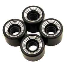 New 4X UGIN Losenka Series 60mm x 45mm Pro Cruiser Penny Skateboard Wheels Black