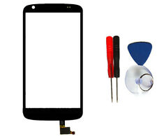 Black Touch Screen Digitizer Glass Replacement For HTC Desire 526G