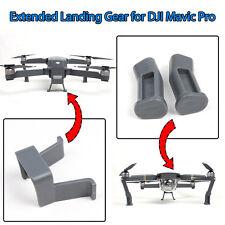 Landing Gear Tripod Height Extender Kit fr DJI Mavic Pro Drone Helicopter Grey