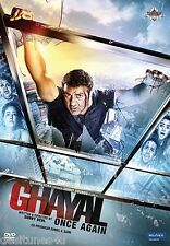 GHAYAL ONCE AGAIN *SUNNY DEOL* - BOLLYWOOD ORIGINAL DVD - FREE POST