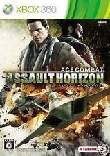 Used Xbox 360 Ace Combat: Assault  MICROSOFT JAPAN JP JAPANESE JAPONAIS IMPORT