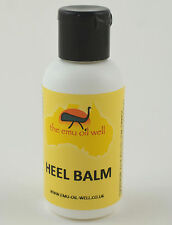 Softening Heel Balm with Emu Oil, Tea Tree & Manuka 50ml