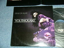 DEAD OR ALIVE Japan 1985 eX LP YOUTHQUAKE