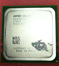 2x AMD Opteron 8218 2.6GHz OSA8218GAA6CY Dual-Core Socket F CPUs - FREE SHIP