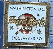 Hard Rock Cafe WASHINGTON DC Countdown to 2002 December 30th 2001 PIN (No Card)