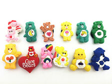 12pcs Care Bears : A New Generation Shoe Charms Fits Croc Shoes & Wristband