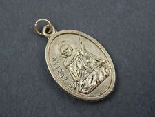 Saint St. Adrian (of Nicomedia) Medal + Soldiers