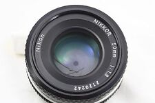 [NEAR MINT] Nikon Ai-s Nikkor 50mm F/1.8 AIS MF Lens from japan #504