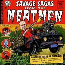 The Meatmen, Meatmen - Savage Sagas from the Meatmen [New CD]