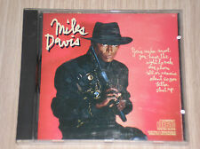 MILES DAVIS - YOU'RE UNDER ARREST - CD