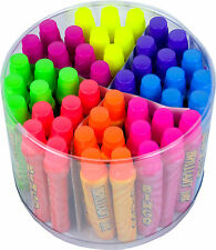 15ml Fluorescent Ink Slimline Dabbers Tub Of 48 Dauber Markers for Bingo Tickets