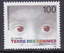 Germany 1697 MNH 1992 Terre Des Hommes Child Welfare Organization 25th Anniv