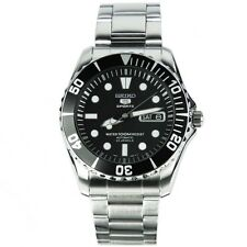 Seiko 5 SNZF17K AUTOMATIC DIVER watch SNZF17 100mts NEW UK SELLER PRICE DROP