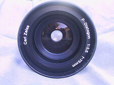 Hasselblad PCP-80 Lens - 75mm / condensor lens / cap / for Slide Projector
