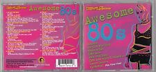 Drew's Famous Awesome 80's by Drew's Famous (CD, Apr-2003, Turn Up the Music