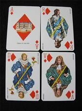 """VINTAGE 1960's GRIMAUD PACK of PLAYING CARDS - """"VERSAILLES"""" by MATEJA c1969"""