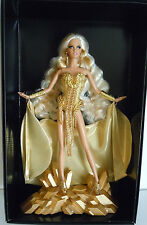 BARBIE THE BLONDS BLOND GOLD NRFB - GOLD LABEL - model muse doll collection