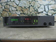 JBL SYNTHESIS SP MK II SURROUND PROCESSOR CONTROLER WORKS WELL NO REMOTE