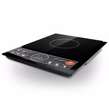 Euro-Chef Electric Induction Cooktop Portable Kitchen Cooker Ceramic Cook Top