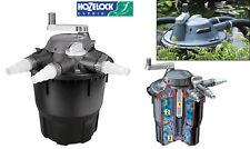 HOZELOCK Bioforce Revolución 14000 jardín de estanques de peces a presión, Filtro Uv UVC