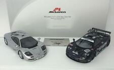 McLaren F1/ F1 GTR, 2 Cars Murray Signed 1992/95, TrueScale TSM14SS2  Resin 1/43