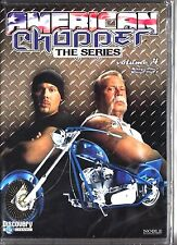 AMERICAN CHOPPER - THE SERIES - VOL 4  - 2 PROGRAMS - FREE POST IN UK