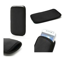 Cover for Nokia E50 Neoprene Waterproof Slim Carry Bag Soft Pouch Case
