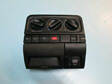 1998-2002 VW GOLF CABRIO MK4 A/C CLIMATE CONTROL OBD ASHTRAY 12V POWER SWITCHES