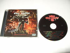 Pig Iron - Paths of Glory...Lead But to the Grave (Parental Advisory, 2007) cd