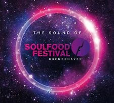 THE SOUND OF SOULFOODFESTIVAL BREMERHAVEN  CD NEU