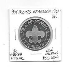 (I) So Called Dollar 1967 BU Boy Scouts Of America New Orleans Pow Wow