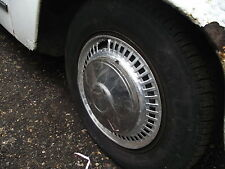 Saab 96 v4 1972 hub cap only in good condition NOT surrounding trim