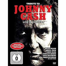 NEW Tribute To Johnny Cash (DVD)