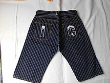 Authentic BBC Billionaire Boys Club Ice Cream Denim Shorts/ Pharrell Williams