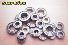 Metal Sealed Ball Bearing Set For Tamiya CR-01 58405/58414/58429/58436 40pcs