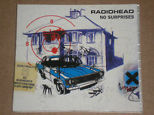 RADIOHEAD - NO SURPRISES - CD MAXI-SINGLE ITALY COME NUOVO (MINT)