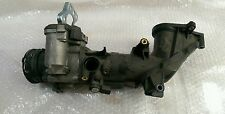 Mercedes 3.0 V6 cdi diesel engine throttle inlet butterfly pipe intake 642