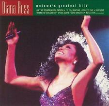 DIANA ROSS Motown's Greatest Hits CD BRAND NEW