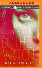 Season of the Witch by Mariah Fredericks (2016, MP3 CD, Unabridged)