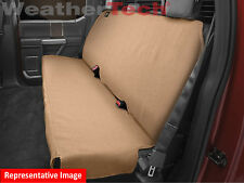 WeatherTech Seat Protector for GMC Sierra Crew Cab / New Body Style - 2007 - Tan