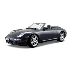 Maisto 1:18 Diecast Special Edition Porsche 911 Carrera S Cabriolet